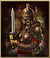 Gladiator female level 50-60